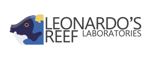Leonardo's Reef Laboratories Logo